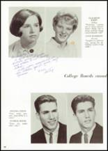 1964 Middletown High School Yearbook Page 42 & 43