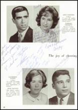 1964 Middletown High School Yearbook Page 46 & 47