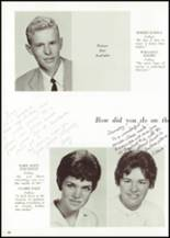 1964 Middletown High School Yearbook Page 48 & 49