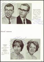 1964 Middletown High School Yearbook Page 58 & 59