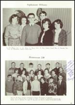 1964 Middletown High School Yearbook Page 86 & 87