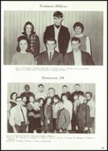 1964 Middletown High School Yearbook Page 92 & 93