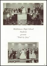 1964 Middletown High School Yearbook Page 132 & 133