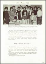 1964 Middletown High School Yearbook Page 138 & 139