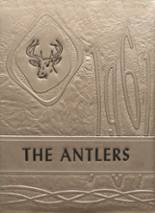 1961 Yearbook Antlers High School