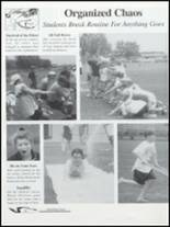 1997 Clyde High School Yearbook Page 42 & 43