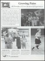 1997 Clyde High School Yearbook Page 132 & 133