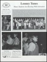 1997 Clyde High School Yearbook Page 148 & 149
