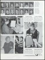 1997 Clyde High School Yearbook Page 184 & 185