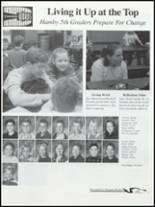 1997 Clyde High School Yearbook Page 202 & 203