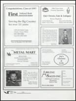 1997 Clyde High School Yearbook Page 212 & 213