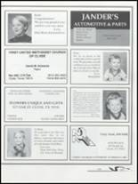 1997 Clyde High School Yearbook Page 216 & 217