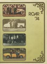 1974 Yearbook Turner High School