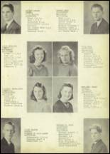 1942 Lawrence Park High School Yearbook Page 14 & 15