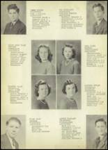 1942 Lawrence Park High School Yearbook Page 16 & 17