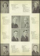 1942 Lawrence Park High School Yearbook Page 20 & 21