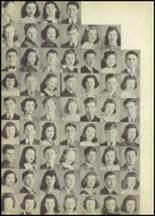 1942 Lawrence Park High School Yearbook Page 28 & 29