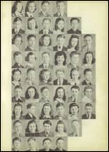 1942 Lawrence Park High School Yearbook Page 36 & 37