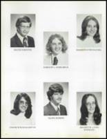 1975 Panama High School Yearbook Page 16 & 17