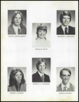 1975 Panama High School Yearbook Page 18 & 19
