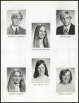 1975 Panama High School Yearbook Page 20 & 21