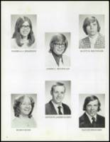 1975 Panama High School Yearbook Page 22 & 23