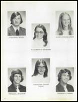 1975 Panama High School Yearbook Page 24 & 25