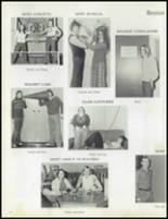 1975 Panama High School Yearbook Page 28 & 29