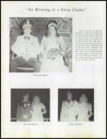 1975 Panama High School Yearbook Page 30 & 31