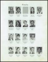 1975 Panama High School Yearbook Page 38 & 39