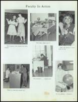 1975 Panama High School Yearbook Page 40 & 41