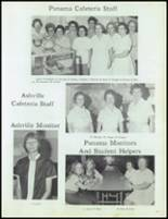 1975 Panama High School Yearbook Page 42 & 43