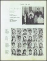 1975 Panama High School Yearbook Page 48 & 49