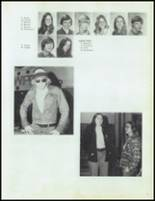 1975 Panama High School Yearbook Page 50 & 51
