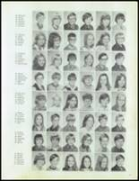 1975 Panama High School Yearbook Page 56 & 57