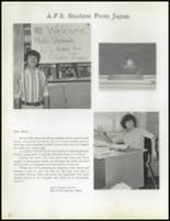 1975 Panama High School Yearbook Page 60 & 61