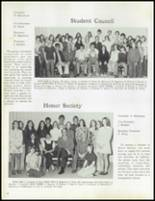 1975 Panama High School Yearbook Page 62 & 63