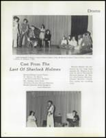 1975 Panama High School Yearbook Page 64 & 65