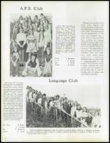 1975 Panama High School Yearbook Page 66 & 67