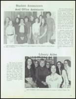 1975 Panama High School Yearbook Page 68 & 69