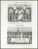 1975 Panama High School Yearbook Page 70 & 71