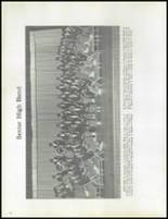 1975 Panama High School Yearbook Page 72 & 73