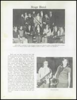 1975 Panama High School Yearbook Page 74 & 75