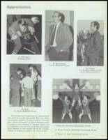 1975 Panama High School Yearbook Page 82 & 83