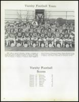 1975 Panama High School Yearbook Page 84 & 85