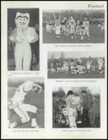 1975 Panama High School Yearbook Page 86 & 87