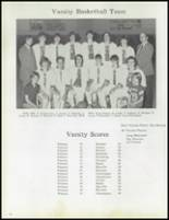 1975 Panama High School Yearbook Page 88 & 89