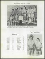 1975 Panama High School Yearbook Page 96 & 97