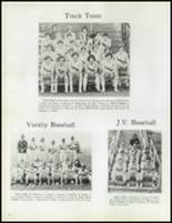 1975 Panama High School Yearbook Page 98 & 99