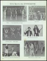 1975 Panama High School Yearbook Page 104 & 105